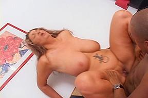 Breasty Dark Weenie Mamma Claudia