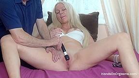 Hawt Hawt Swede Diana Beauty Cums