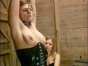 Mistresse bitch tortures hot boyfrend