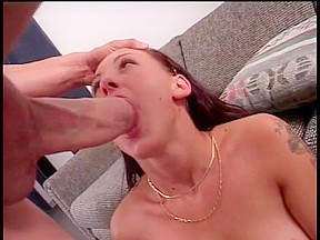 Randy sweetheart sucks 2 jock then acquires her face hole creamed