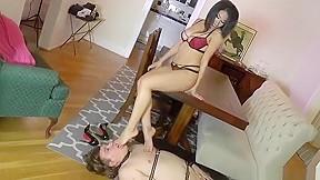 Mistress tangent domination worship...