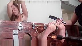 Bondage torture...