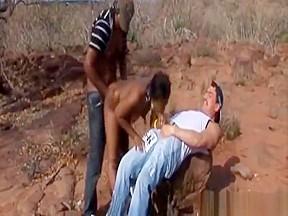 Slave teamed outdoor...
