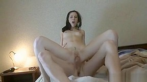 Passionate sex makes messy playgirl reach lots of...