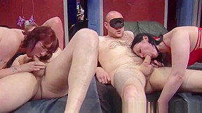 Ass matures get pussy drilled hard in hard...