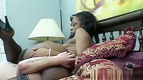 Breasty wife astonishing facesitting porn moments with hubby...