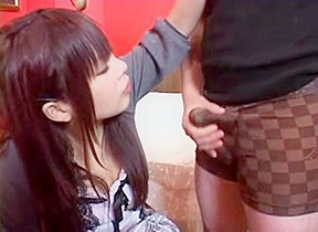 Naughty Japanese Girl...