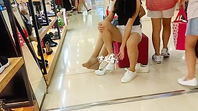 China foot 11...