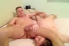 Pai e filho brasil...
