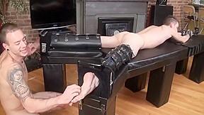 Naked torture...