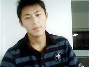Chinese handsome dude...