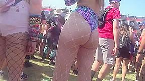 Festival booty...