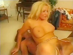 90s blonde big boob dp...