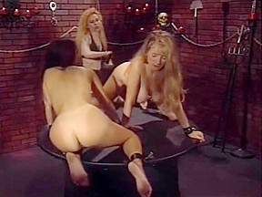 Sm bdsm lesbian bondage torture pain...