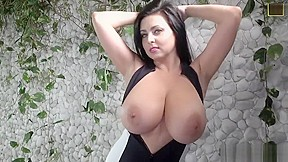 amazing natural huge tits 1