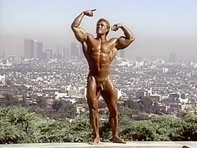 Bodybuilder vintage steve court...