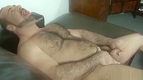 Strong muscular...