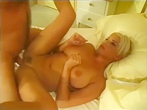 90 porn american blonde flies to london for...