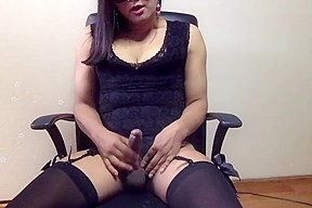 Amazing porn clip trans watch watch it...