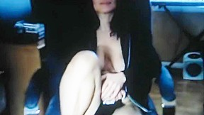 Mature cam big real natural tits...