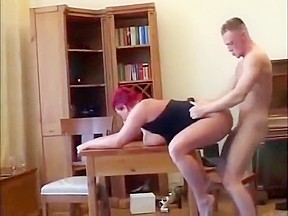 Dirty bbw hard by young fit guy cumshot...
