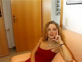 Horny Cougar Shows Off Tits And Takes A Cock In Her Mouth