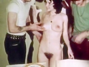 1970s brunette happy fuckday...