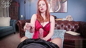 Mommy issues satin therapy handjob lady olivia...