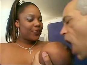 Cumshots ebony swallow interracial...