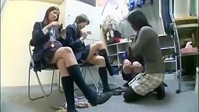 Socks humiliation...