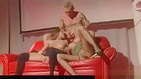 Orgy on publix...