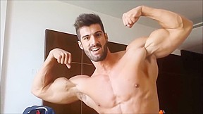 Hunks gay muscle Muscle hunks,
