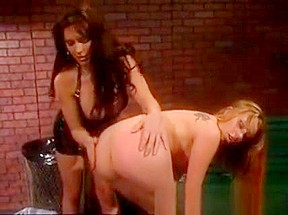 Sexy spanked...