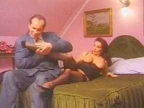 Italian monica fucks her lover...