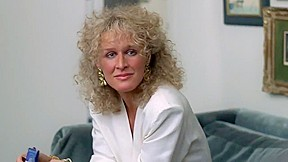 Celebrity glenn close cant get enough cock in...