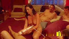Swinger Party Goes Hotter Than Ever Before