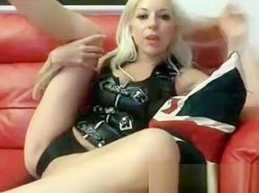 Blonde...
