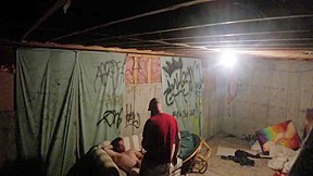 In parents basement rd 2...