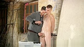 Aunt seduces boy with blowjobs gay dominant and...