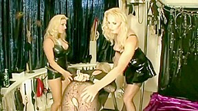 Sexy latex abuse sissy and asshole part 2...