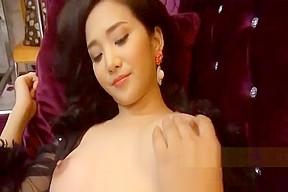 Chinese mistress posing...