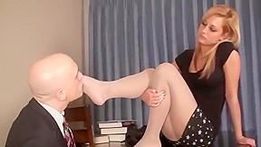 Student teacher free femdom porn video...