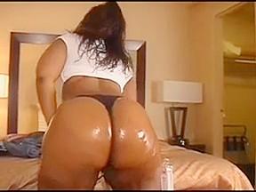 World oiled ass...