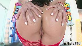 True butt kissa sins and creampied...