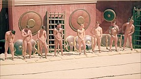 Bromans Tv Show: Guys Stripping Naked Infront Of The Women