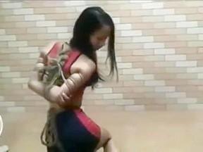 Chinese tight bondage...