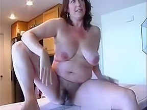 When my mature milf or chubby aunty excited...