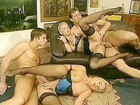 Sex party...