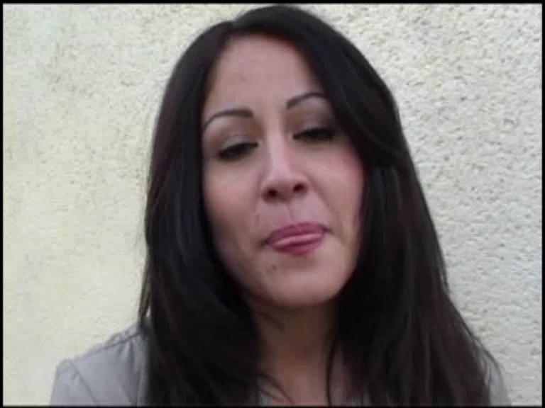 gorgeous dark brown drilled in a threesomes Mammi Sex Videocom