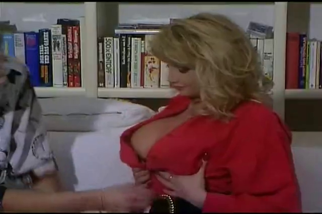 French Breasty Mother Id Like To Fuck 90s says shes the boss porn